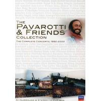 The Pavarotti & Friends Collection (4DVD)