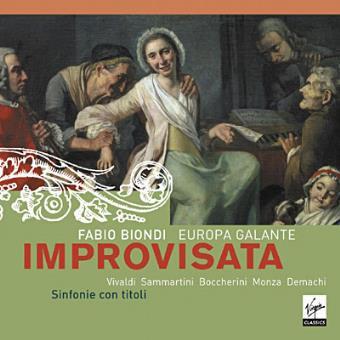 Improvisata:sinfonie Con