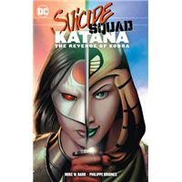Suicide squad: katana: the revenge