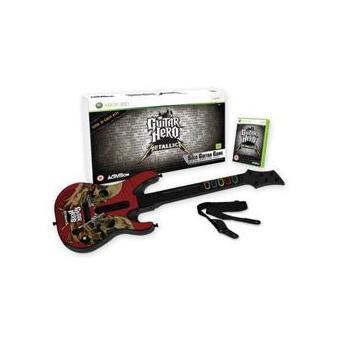 Guitar Hero: Metallica + Guitarra Xbox 360