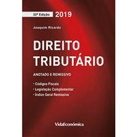 Direito Tributário 2019