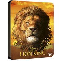 O Rei Leão - Edição Steelbook - Blu-ray 3D + 2D Importação