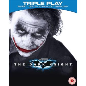 The Dark Knight (Blu-ray + DVD + UV Copy)