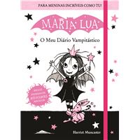 Maria Lua: O Meu Diário Vampitástico