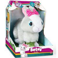 Peluche Coelhinha Betsy - IMC Toys