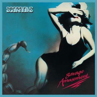 Savage Amusement - CD