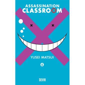 Assassination Classroom - Livro 6: Hora da Natação