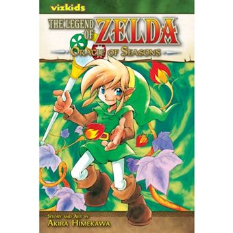 The Legend of Zelda - Book 4: Oracle of Seasons