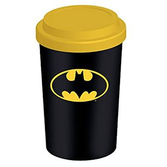 Copo de Viagem Batman