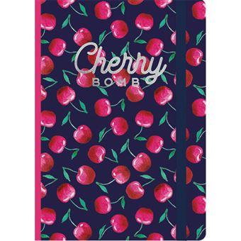 Caderno de Notas Legami Grande - Cherry Bomb