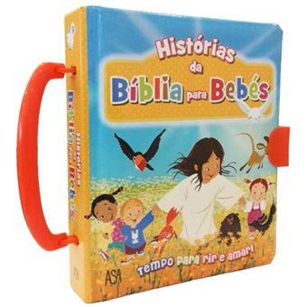 Histórias da Bíblia Para Bebés