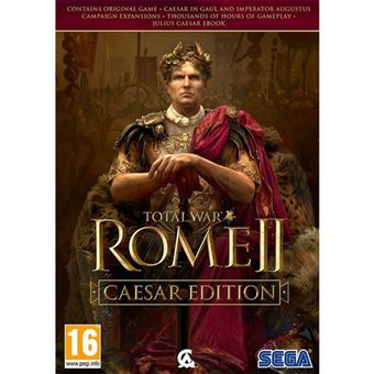 Total War: Rome II Caesar Edition - PC