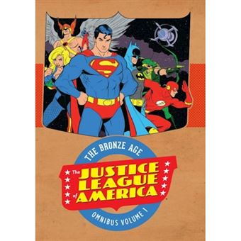 Justice league of america the bronz