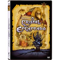 O Cristal Encantado - DVD