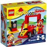 LEGO DUPLO Disney 10843 Mickey Piloto de Corrida 1a38603624262