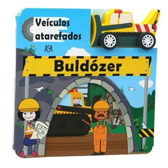 Veículos Atarefados - Buldózer