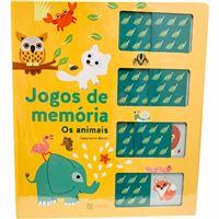 Jogos de Memória - Animais