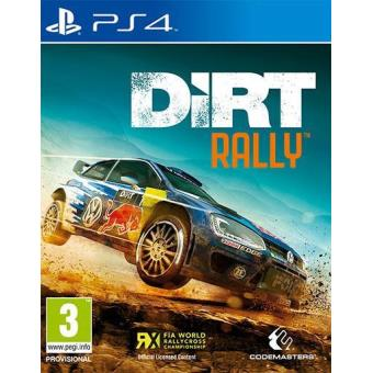 Dirt Rally Legend Edition PS4 (Day One Edition)