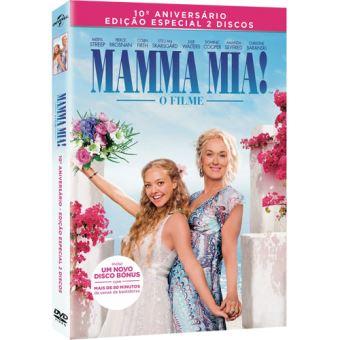 Mamma Mia! Edição Especial 2 DVD