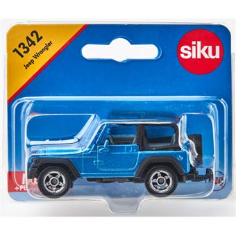 Jeep Wrangler - Siku