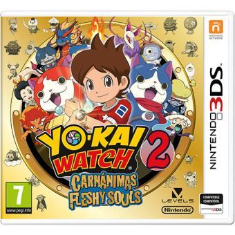 Yo-Kai Watch 2: Fleshy Souls 3DS