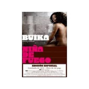 Niña de Fuego (Edição Especial Limitada 2CD+Livro)