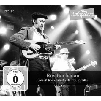 Live At Rockpalast: Hamburg 1985 (CD+DVD)