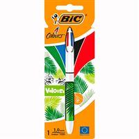 Esferográfica Bic 4 Colours Velvet - Envio Aleatório