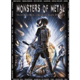 Monsters Of Metal Vol.8 (2DVD+BD)