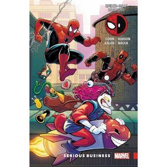Spider-man/deadpool vol. 4