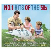 Nº1 Hits Of The 50s (3CD)
