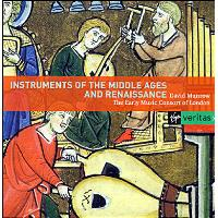 Instruments of Middle Ages & the Renaissance