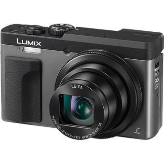 Panasonic Lumix DMC-TZ90EG-S - Prateado