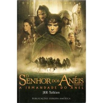 O Senhor dos Anéis Vol 1 - Edição do Filme