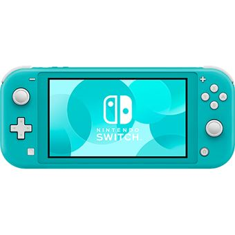 Consola Nintendo Switch Lite - 32GB - Turquesa