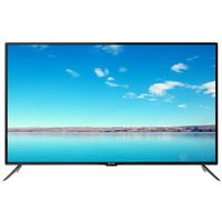 "Smart TV Android Silver 55"" 4K Ultra HD LED LE410885 140cm - Preto"