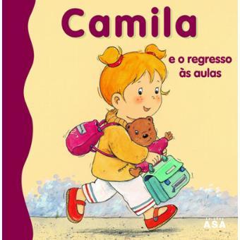 Camila e o Regresso às Aulas