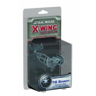 Star Wars X-Wing: TIE Bomber Expansion Pack Game