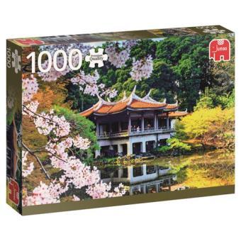 Puzzle Flores no Japão - 1000 Peças - Diset