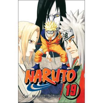 Naruto - Livro 19: O Sucessor
