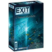 Exit: O Tesouro Afundado - Devir
