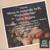 Haydn: Paukenmesse & Salve Regina