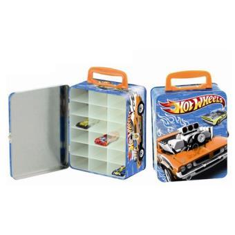 Caixa de Arrumação Hot Wheels