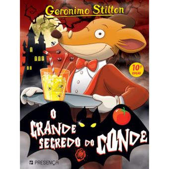 Geronimo Stilton - Livro 7: O Grande Segredo do Conde