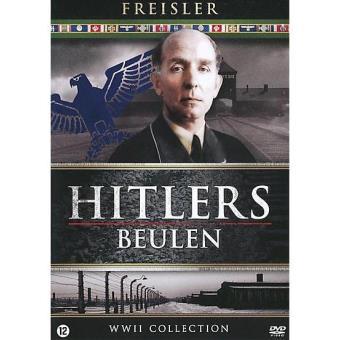 Hitler's beulen - Roland Freisler rechter der gehangenen