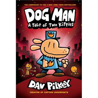 Adventures of dog man: a tale of tw