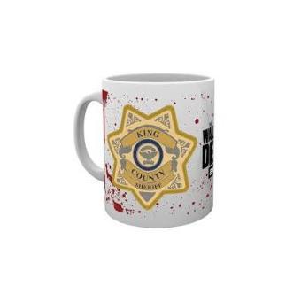 The Walking Dead - Sheriff Badge