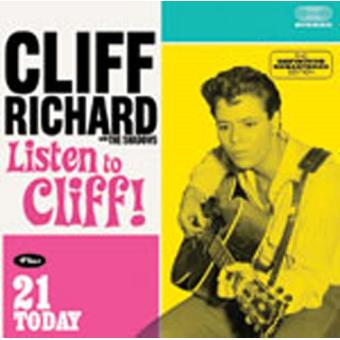 Listen To Cliff! / 21 Today