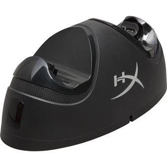 Carregador Hyperx Duplo para Comandos PS4 - Preto