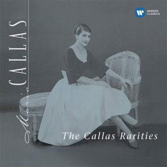 The Callas Rarities - CD